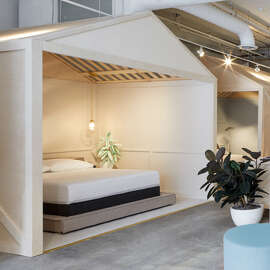 Casper was founded in 2014 with the mission of improving sleep and modernizing the mattress industry. The company, which ships products directly to customers, has opened a handful of retail stores.