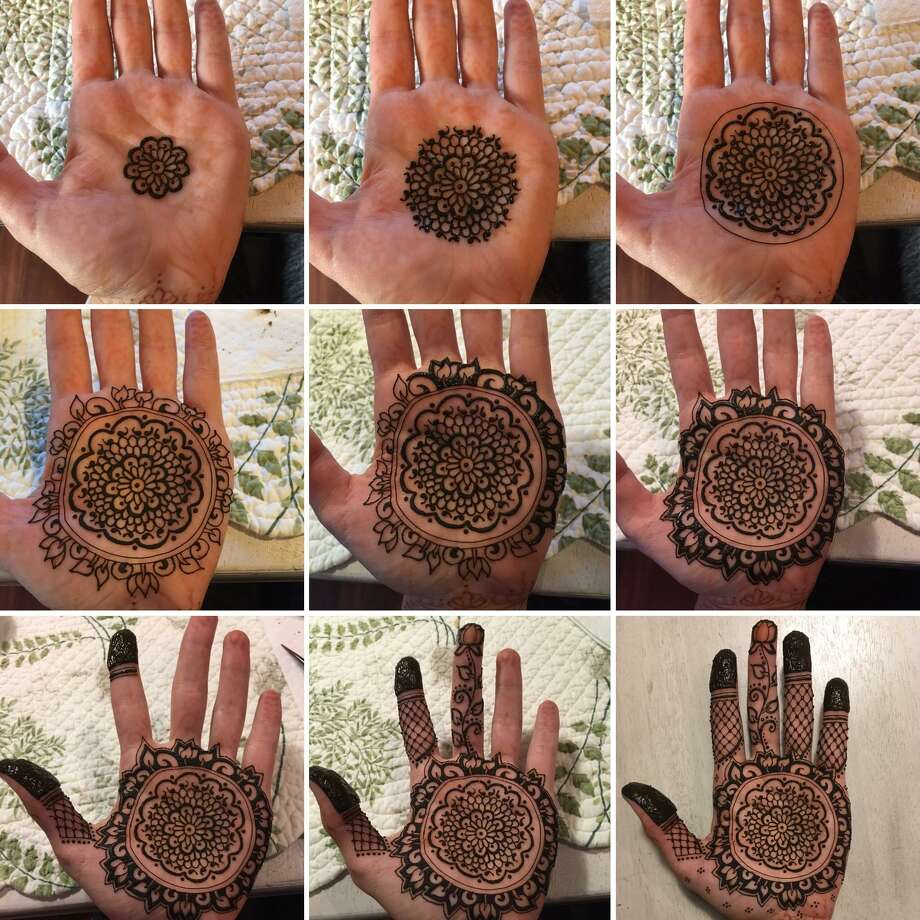 The Kent Memorial Library will present a series of workshops on the ancient art of henna, starting Dec. 16. Photo: Contributed Photo /Not For Resale