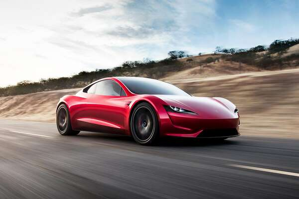 The Tesla Roadster (Tesla)