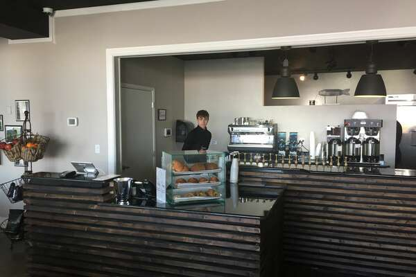 Higher Grounds Coffee Shop opened Monday on Andrews Highway.