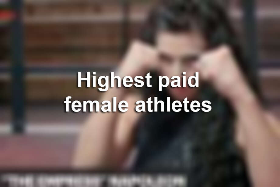 Keep clicking to see the highest paid female athletes. Photo: Mysa