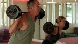 Young and old, gym rats are a species unto themselves.