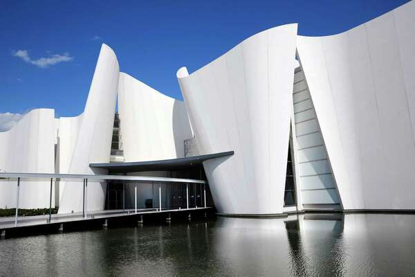 The International Museum of the Baroque in Puebla was designed by the Japanese architect Toyo Ito.