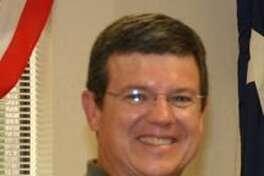 Jasper Mayor Randy Sayers