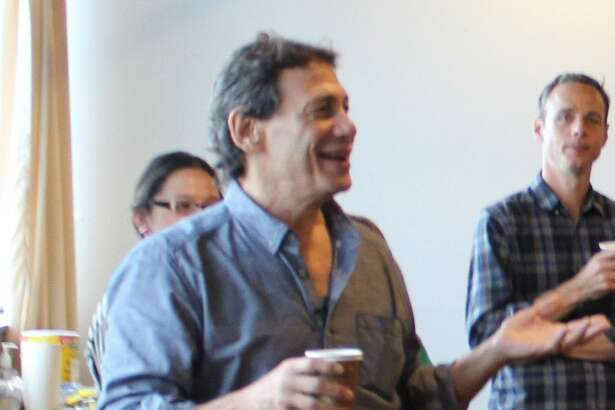 Gordon Edelstein during a rehearsal.