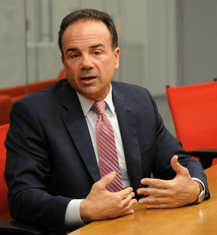 Ganim Photo: Cathy Zuraw / Hearst Connecticut Media / Connecticut Post
