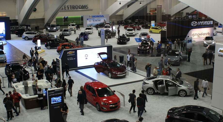 The San Francisco Chronicle's 60th annual International Auto Show is the largest exposition in Northern California. It will feature more than 600 vehicles from the world's major manufacturers.