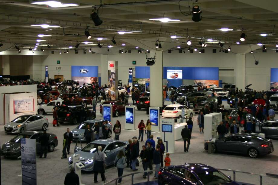 A History Of The Th Annual International Auto Show SFGate - Pittsburg ca car show
