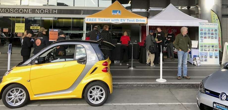 PG&E will feature a two-day Electric Vehicle Ride and Drive on Monday, Nov. 20 and Tuesday, Nov. 21