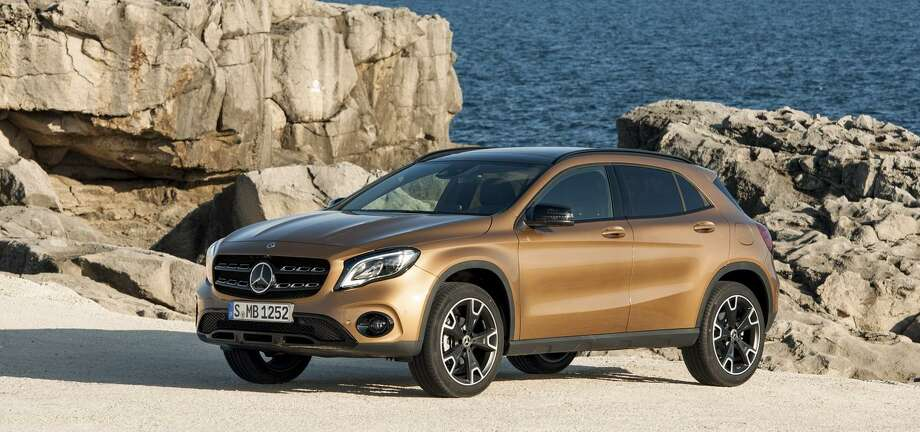 The 2018 Mercedes-Benz GLA250 will be available for a test drive at the auto show. Photo: Daimler AG - Global Communications Mercedes-Benz Cars / Mercedes-Benz / press photo, do not use for advertising purposes