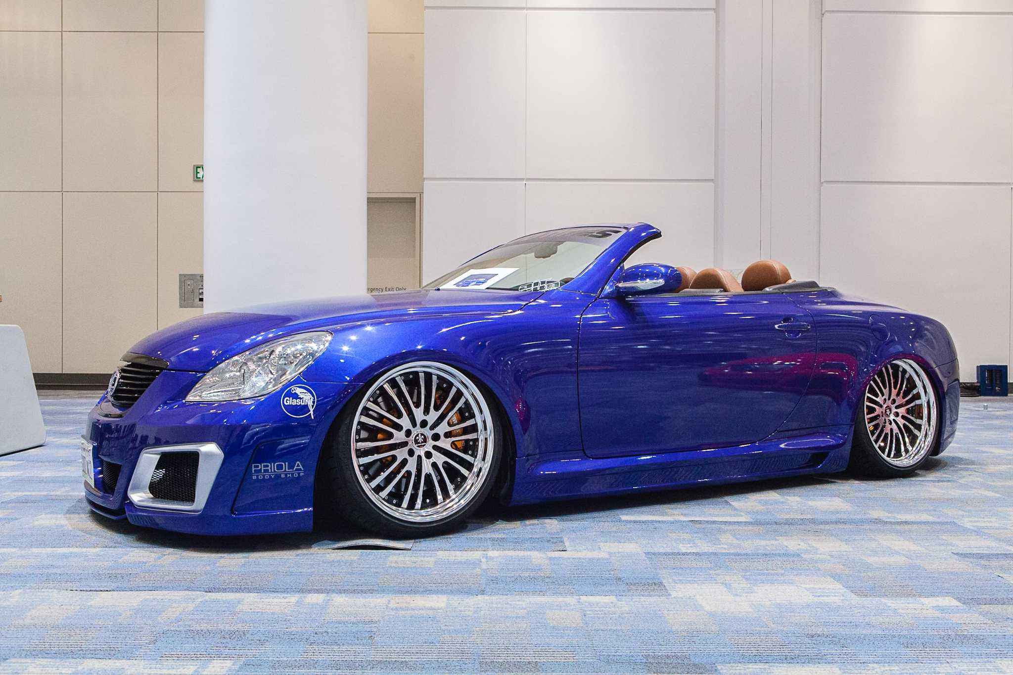 Modified cars shine at 60th annual San Francisco Chronicle International Show