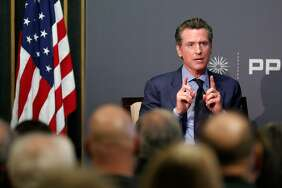As the apparent front-runner in the governor's race, Lt. Gov. Gavin Newsom is already under direct attack from rivals.