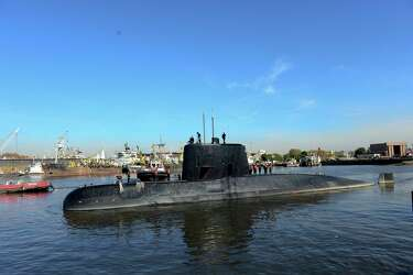 Houston-based company locates missing Argentine submarine - Houston
