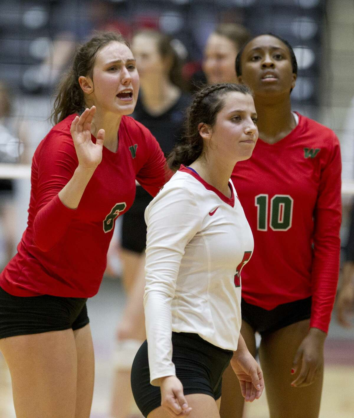 Seven Lakes advances to state volleyball final; The ...