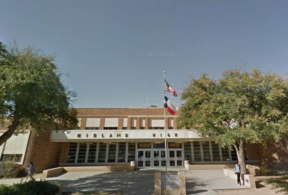 Midland High campus Photo: Google Maps