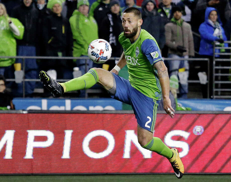Clint Dempsey led the Sounders with 12 goals in the regular season. He also is the all-time top scorer for the U.S. men's national team with 57. He scored twice in the second leg of the Western Conference semifinals. Photo: Elaine Thompson, STF / Copyright 2017 The Associated Press. All rights reserved.
