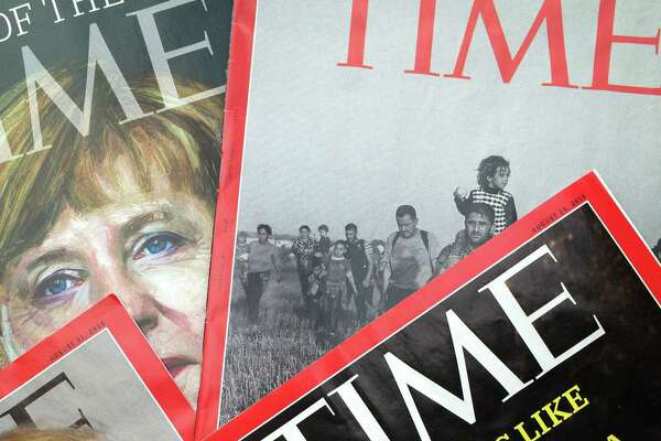 The Koch brothers, who are active in conservative politics, are behind Meredith Corp.'s bid for Time Inc.