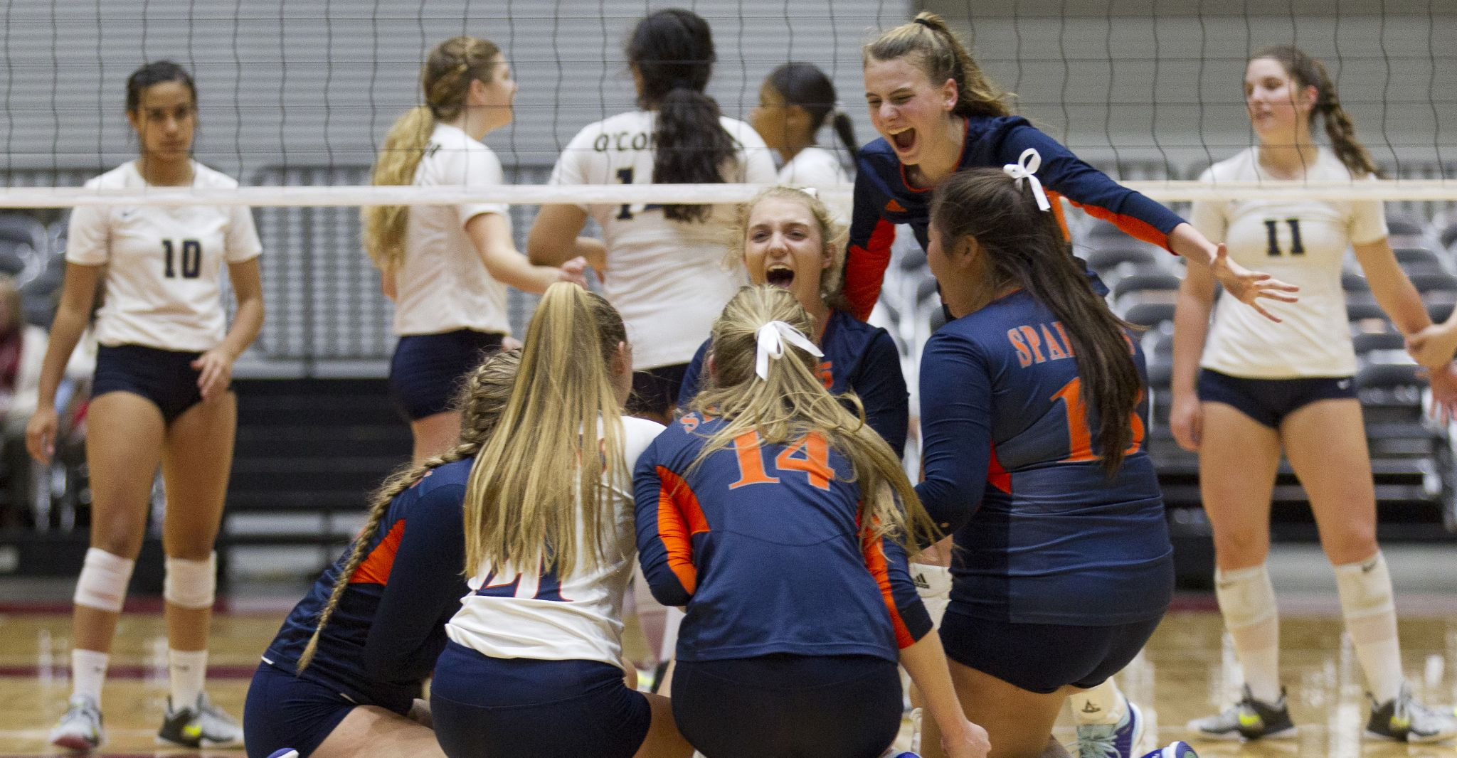 Seven Lakes Advances To State Volleyball Final The