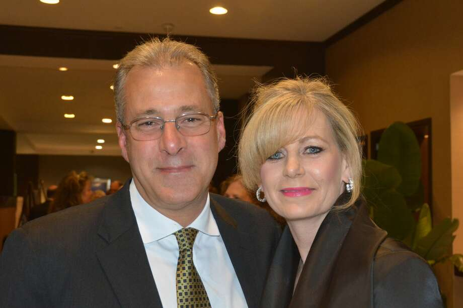 The annual Festival of Trees holiday event was held at the Crowne Plaza in Danbury on November 17 –19, 2017. The Festival of Trees benefits Ann's Place, a non-profit community organization offering support to those affected by cancer. Guests enjoyed vintage cocktails, dinner and dancing. Were you SEEN on opening night? Photo: Vic Eng / Hearst Connecticut Media Group