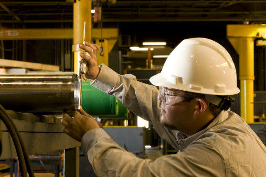 Oilfield pipe manufacturer Tenaris plans to lay off 900 people as record low oil prices and the impacts of the coronavirus pandemic are sinking demand for new pipeline projects. Photo: Tenaris