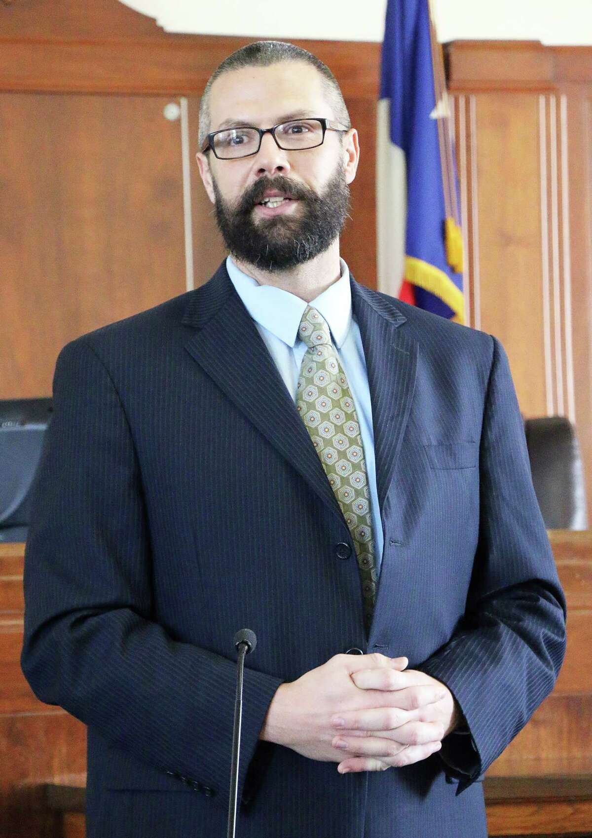 County Attorney Matt Poston cleared up the question on whether or not the Pct. 1 Commissioners position was vacant given the replacement of former Pct. 1 Commissioner Mike McCarty. After discussions with the Secretary of State, the position remains filled until the criminal trial or civil trial is completed.