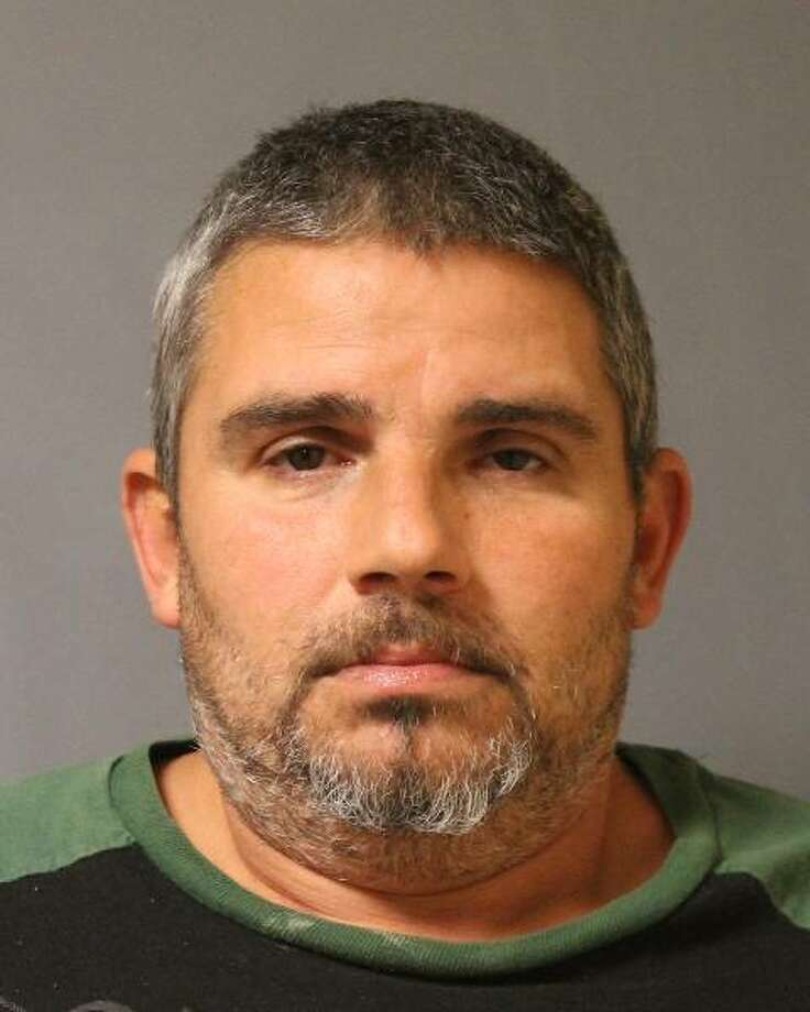 James Brush, a painter, is charged with stealing jewelry from a Saratoga Springs home were he had worked. (Saratoga Springs police)