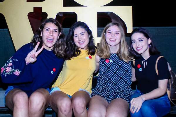 The McNay Art Museum hosted its latest college mixer Friday night, Nov. 18, 2017.