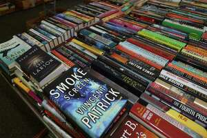 Milford Library's book sale will take place Dec. 8-9.