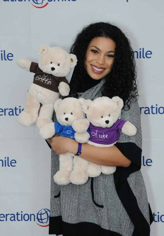 Jordin Sparks prepares to perform for Smile Greenwich at the Belle Haven Club on Nov. 11. Photo: Contributed Photo
