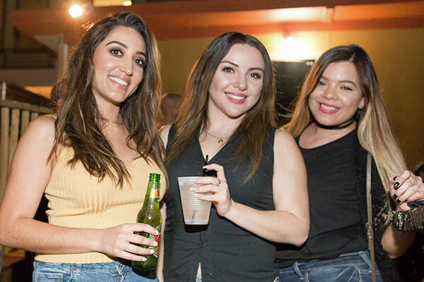 Fans of the Phantom Room packed the bar Friday night, Nov. 17, 2017, for its reopening after a fire caused its closure a year ago.