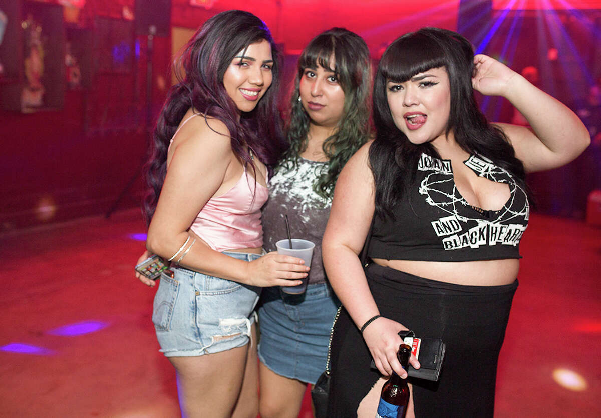 Fans of the Phantom Room packed the bar Friday, Nov. 17, 2017, for its reopening after a fire caused its closure. The venue recently announced it will close for good