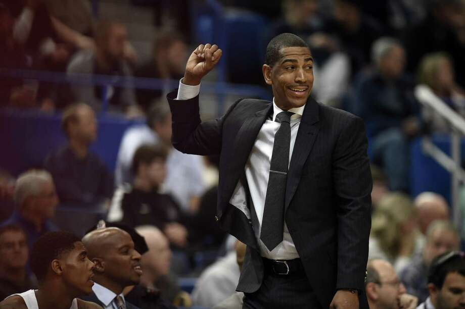 UConn head coach Kevin Ollie. Photo: Jessica Hill / Associated Press / AP2017