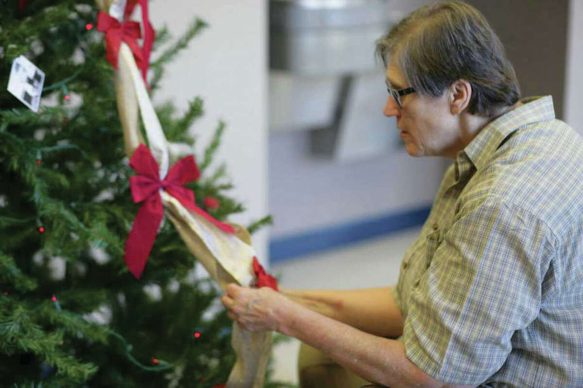 Last year for Hometown Christmas, members of the Cleveland Historical Society won first place for a Christmas tree adorned with photos of the late Moon Young.