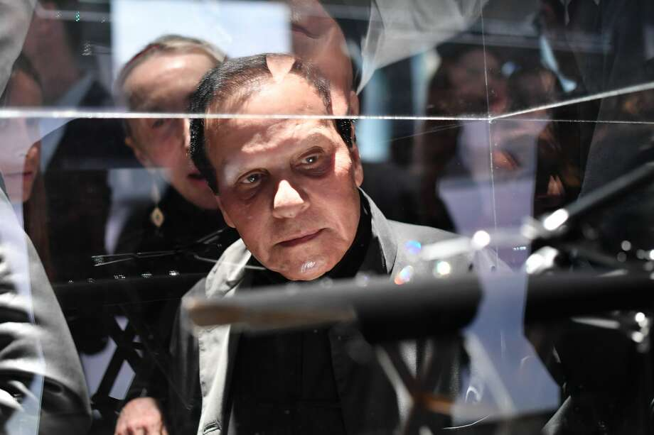 FILE -- Azzedine Alaia attends Fashion Tech Lab launch event in Paris in this October 2, 2017 file photo. He died at age 82. Photo: Jacopo Raule/Getty Images For PR Consulting