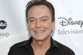 This Aug. 8, 2009 file photo shows actor-singer David Cassidy arrives at the ABC Disney Summer press tour party in Pasadena, Calif.