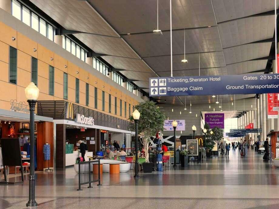 Bradley International Airport Photo: Contributed Photo