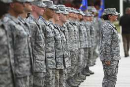 A new Pentagon study tallied 2,685 sexual assault reports over a four-year period at the nation's 12 joint bases. Joint Base San Antonio had the most, at 881.
