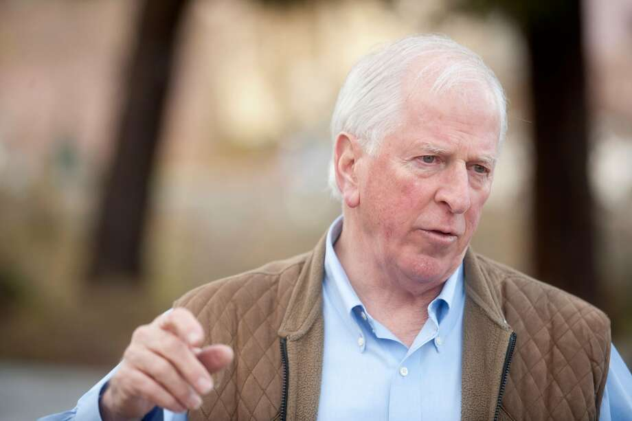 Rep. Mike Thompson, D-St. Helena, rebuked President Trump for not providing for victims of the North Bay fires in a recent request for funds for disaster relief. Photo: Noah Berger, Special To The Chronicle