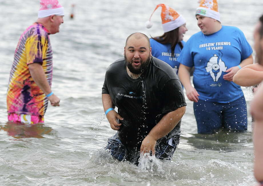 Were you Seen at the 11th Annual Lake George Polar Plunge, a benefit for Special Olympics NY held at Shepard's Park Beach, Lake Georgeon Saturday, Nov. 18, 2017? Photo: Gary McPherson - McPherson Photography