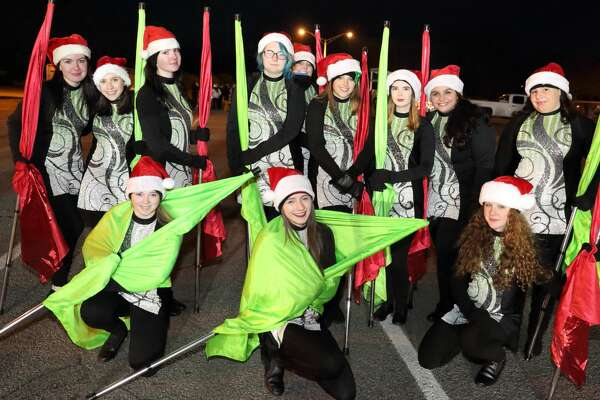 Were you Seen at the 50th Annual Daily Gazette Holiday Parade in downtown Schenectady on Saturday, Nov. 18, 2017?