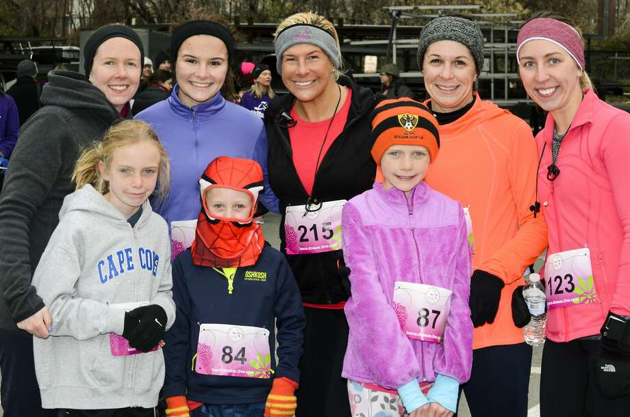 Were you Seen at the Girls on the Run Capital Region Fall 5K Celebration, presented by Tri City Rentals, at the Corning Preserve in Albany on Saturday, Nov. 18, 2017? Photo: Colleen Ingerto