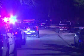 One person died after a six-man shoot-out in Acres Homes.