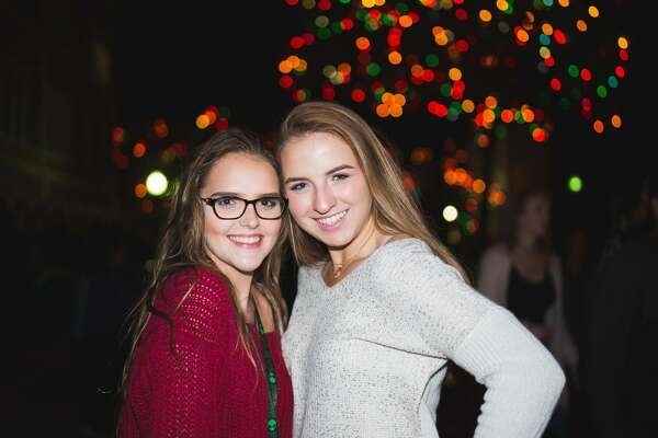 The Christmas spirit was alive and well at The University of the Incarnate Word Saturday night Nov. 17, 2017, for the university's 32nd annual Light the Way holiday event.