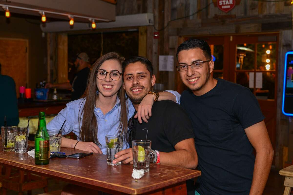 Hungry food truck aficionados traveled to the city's Northwest Side for the grand opening of 151 Saloon's food truck park Saturday, Nov. 18, 2017.