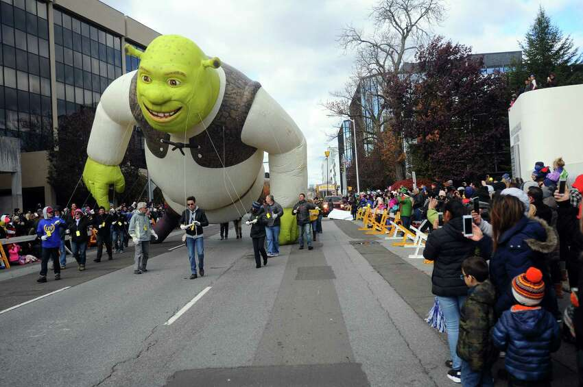 Who needs the Macy's Thanksgiving Day Parade when you have the Stamford Downtown Parade Spectacular? Your favorite characters are set to soar above you onSunday.Find out more.