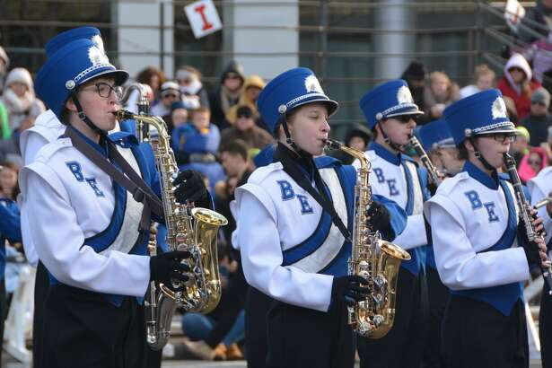 The 24th annual Downtown Stamford Parade Spectacular was held on November 19, 2017. The parade is one of the largest helium balloon parades in the country, featuring giant balloon characters, marching bands and floats. Were you SEEN?