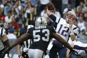 'Raiders no match for Brady, Patriots in 33-8 loss in Mexico City - Photo' from the web at 'http://ww4.hdnux.com/photos/67/46/40/14575651/5/landscape_32.jpg'
