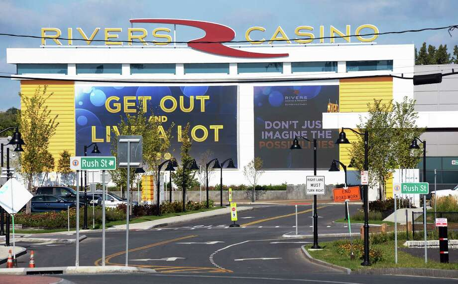 The Rivers Casino and Resort, seen here in September 2017, was briefly evacuated Sunday, Dec. 10, 2017 following a kitchen fire. (John Carl D'Annibale / Times Union) Photo: John Carl D'Annibale / 20041585A