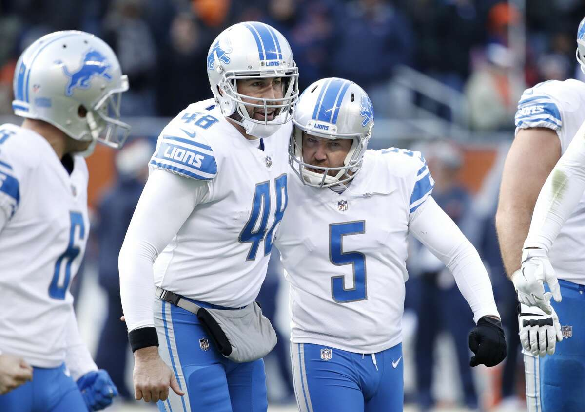 Matt Pratter came up big for the Lions, drilling a 52-yard field goal to give Detroit a 27-24 win.