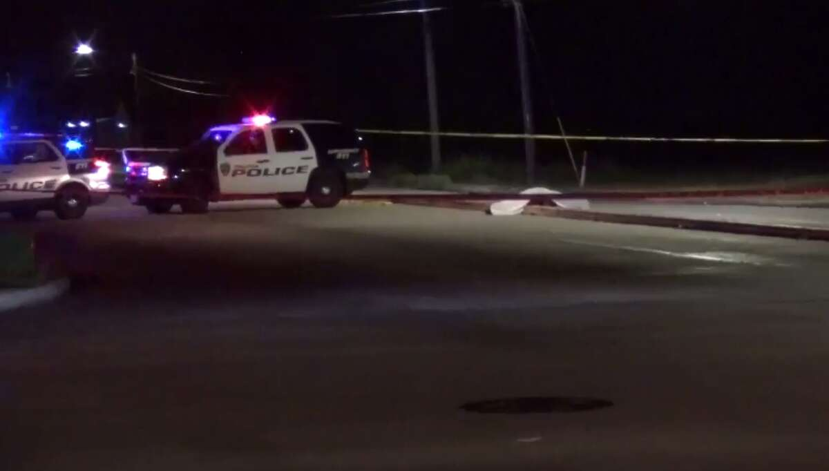 A man was found dead with a gunshot wound in the early hours of Oct. 20, Houston Police said. The victim, who has not been named, was found in a median on Cook Road.